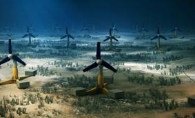 turbinas acuaticas