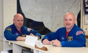 Gemelos de la NASA