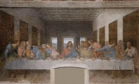 Última Cena Da Vinci