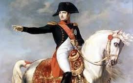 Napoleon a caballo