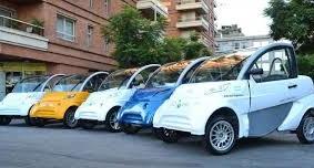 Sero Electric, auto electrico Argentino.