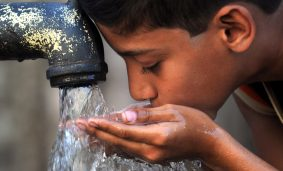 PAKISTAN-RESOURCE-WATER