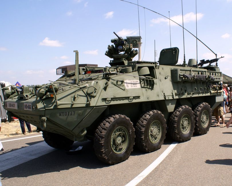 M1126 Stryker Armored Personnel carrier